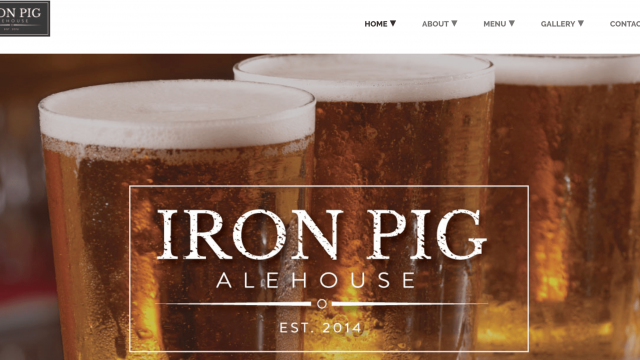 Iron Pig Alehouse Best Happy Hour Deals